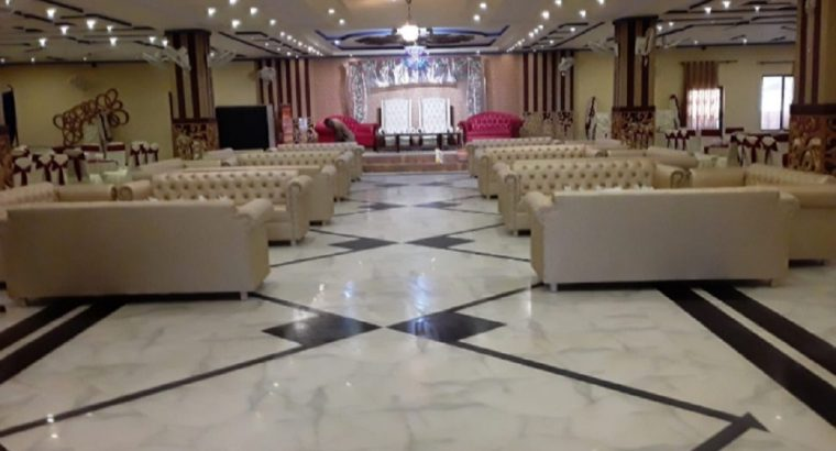 Shadi Hall for Sale in Sialkot